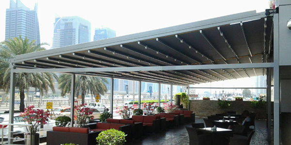 awning shades suppliers in dubai