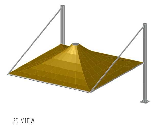 cantilever umbrella shades