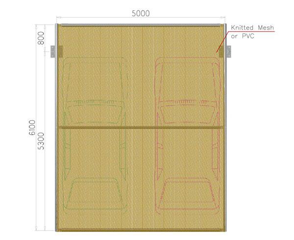 single pole type1 arch shades in uae