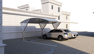 parking shade suppliers in uae