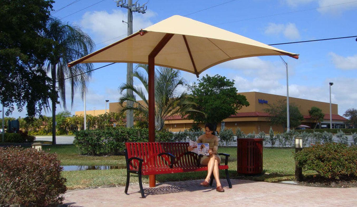 car parking lamp type2 umbrella shades in uae