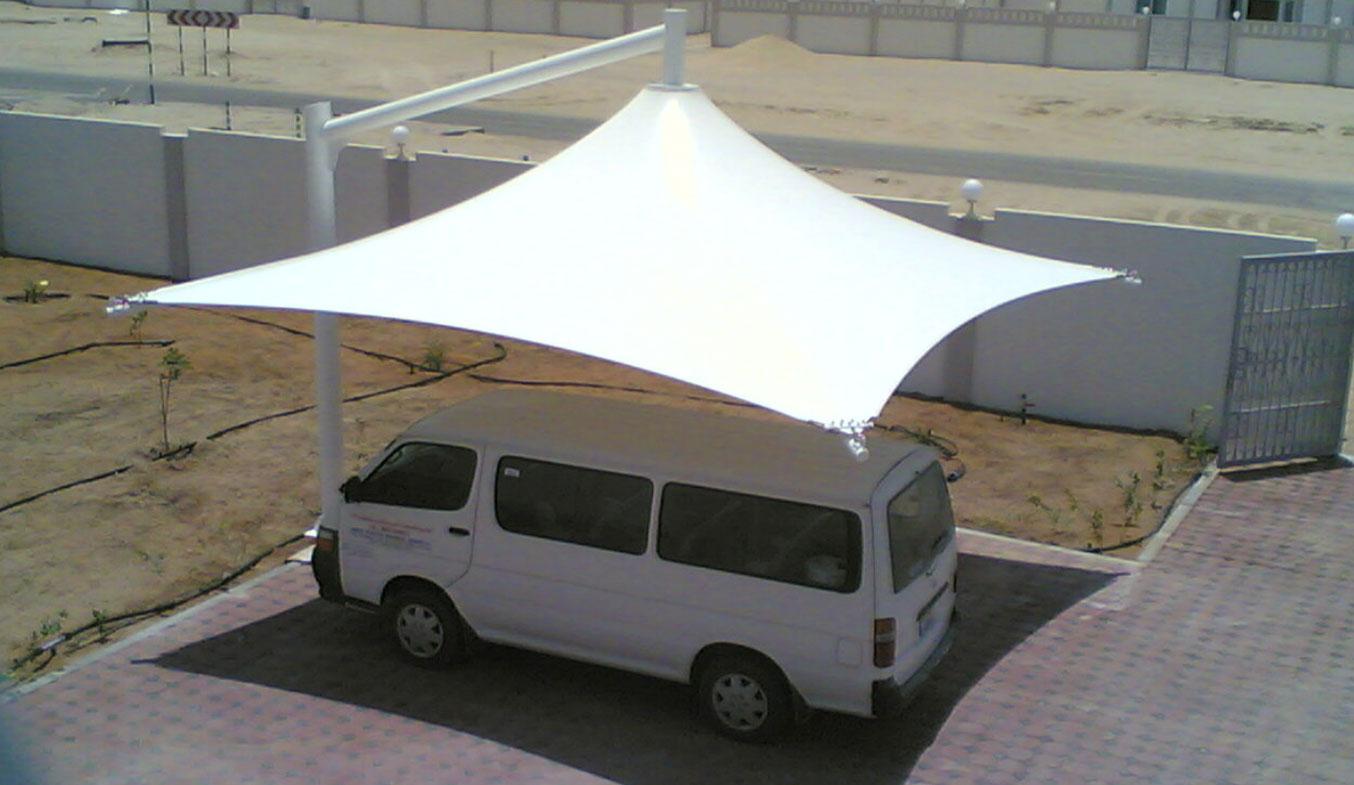 car parking shade suppliers in dubai