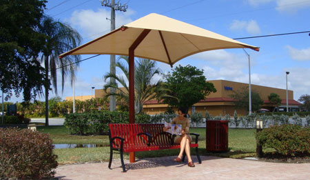 umbrella car parking shades in uae