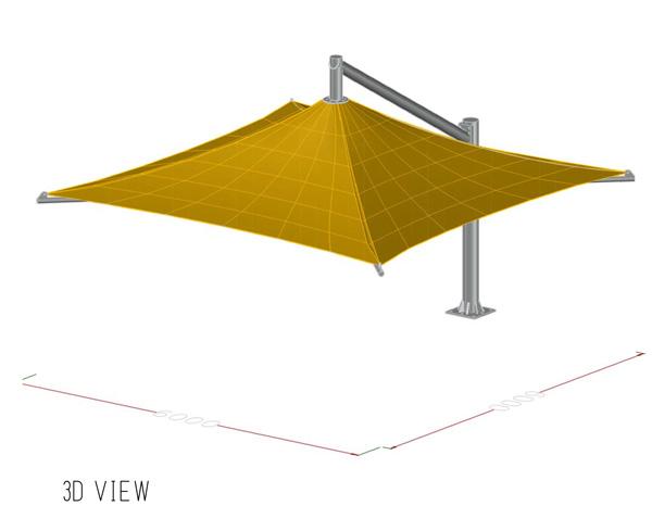 lamp 1 umbrella shades