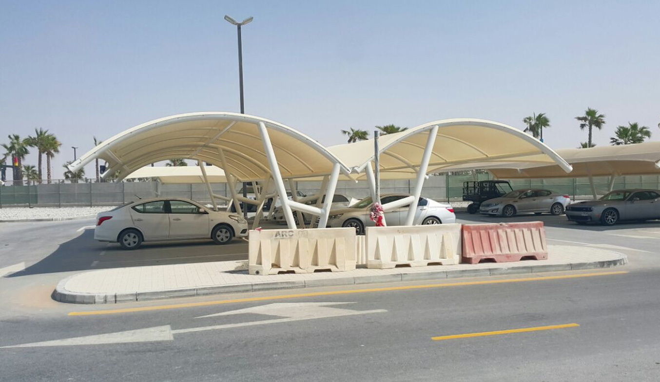 car parking shades in dubai