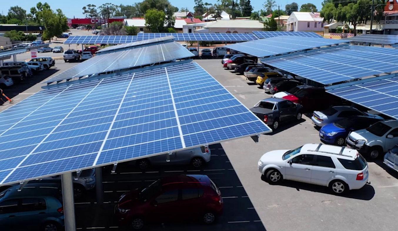 solar car parking shades suppliers in uae