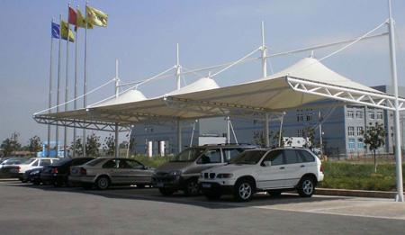 car parking umbrella shades in dubai