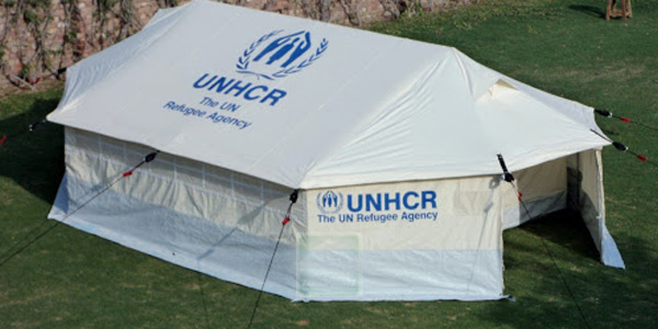 refugee tent suppliers in uae