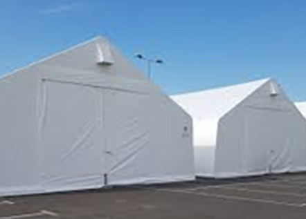 temporary housing shelters rentals in uae