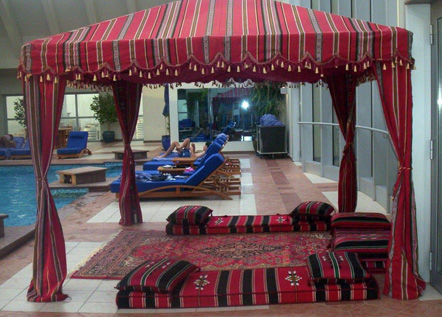 furniture rentals for events in uae