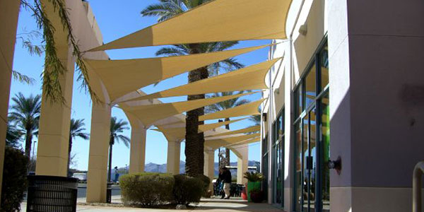 walkways suns shades suppliers in uae