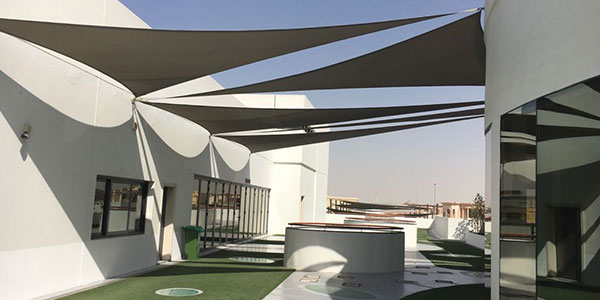 tensile shade suppliers in sharjah
