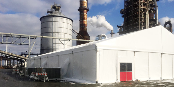 oil and gas tent manufactures in uae