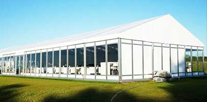 clear span tents manufactures in uae