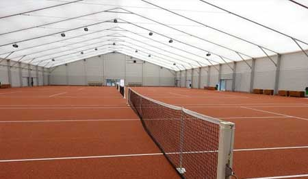 clear span tent company in uae