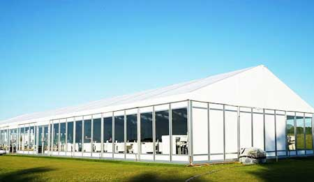 clear span tent company in sharjah