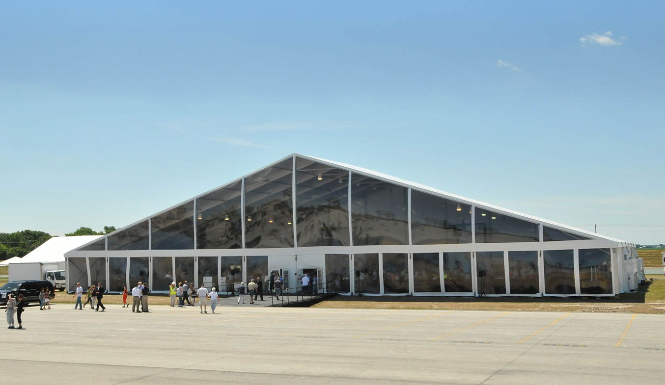 clear span tent manufactures in uae