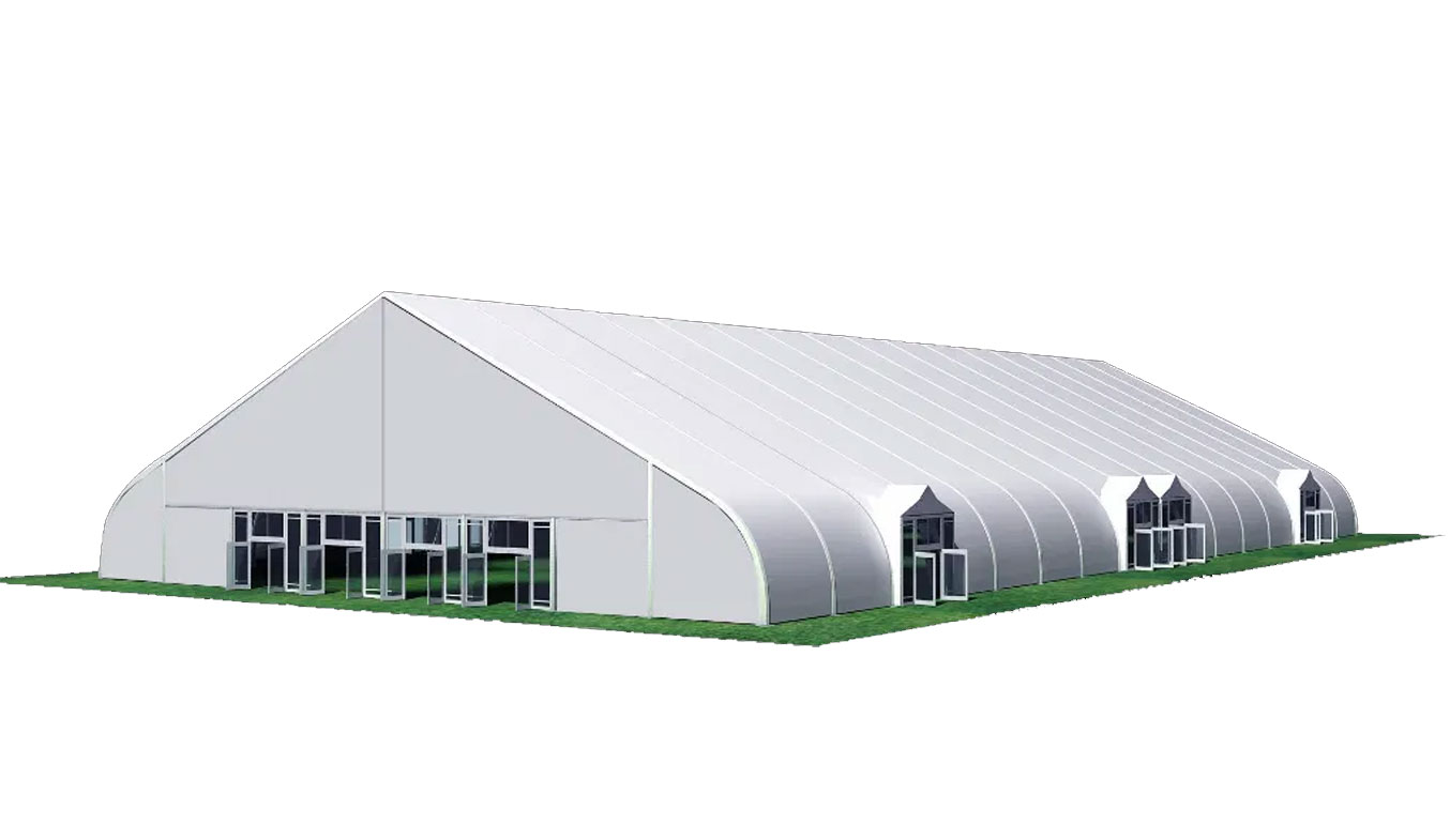 curve tent suppliers in uae