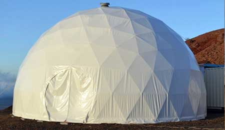 igloo tents in uae