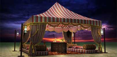 tent for rent in dubai