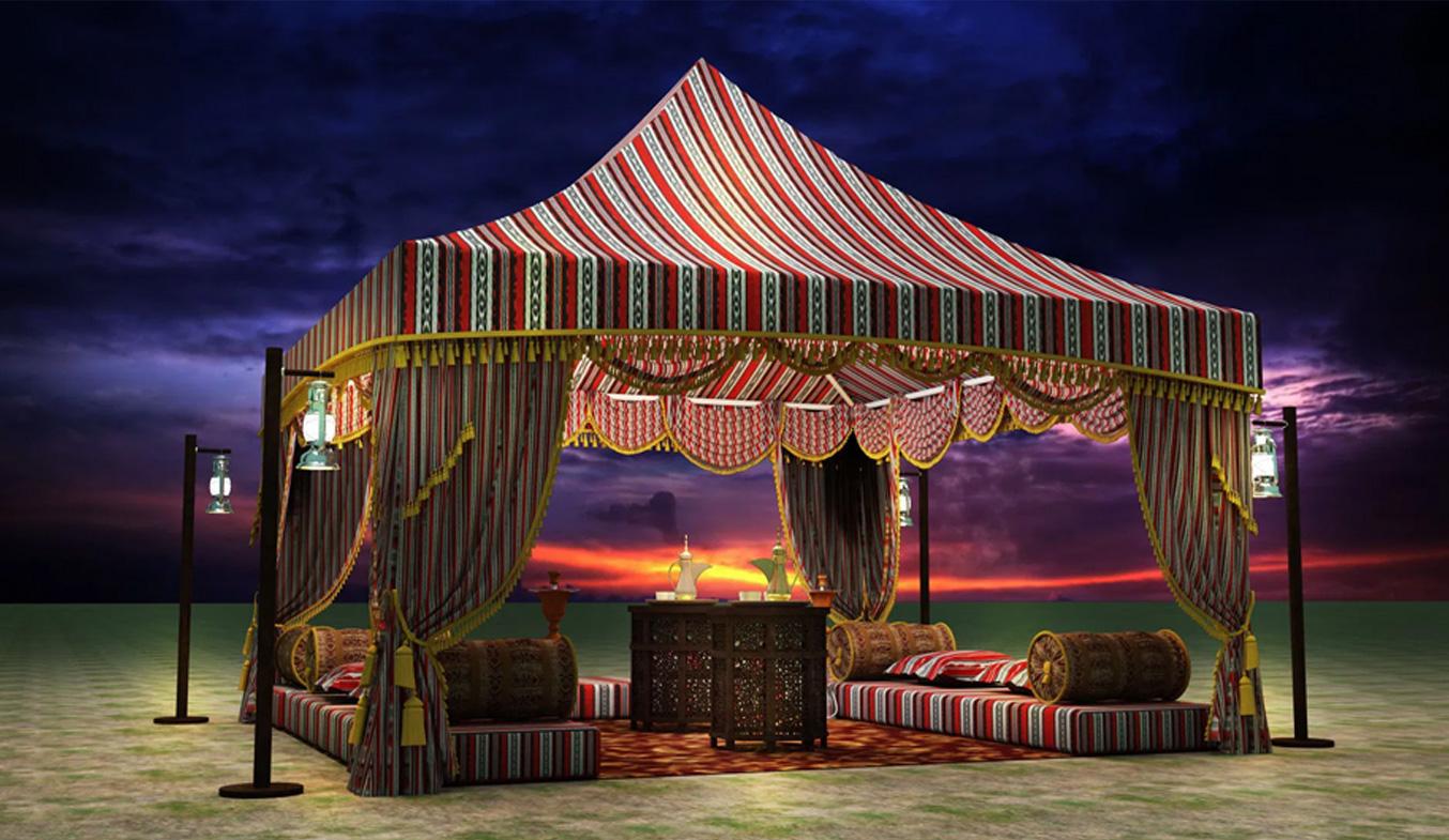 majlis tent suppliers in uae