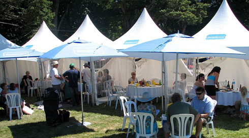 tent suppliers and rentals in dubai