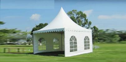 pinnacle tents suppliers in uae