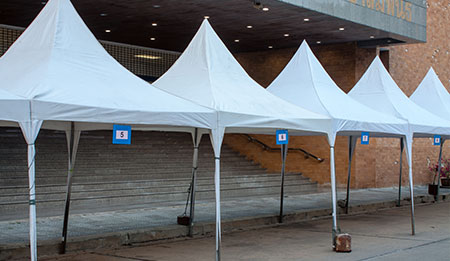 pinnacle tents in dubai