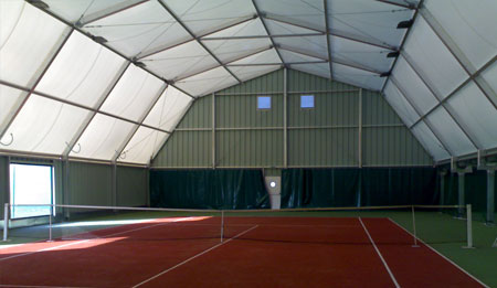 polygon tent suppliers in uae