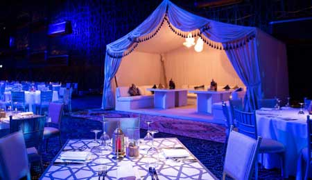 iftar tent in uae