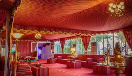 ramadan tent for rent in uae