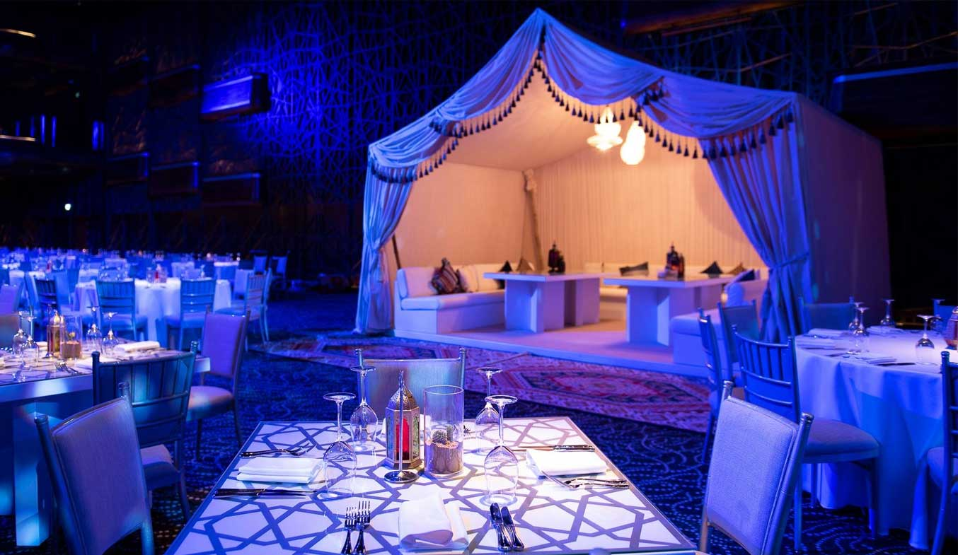 ramadan tent in uae