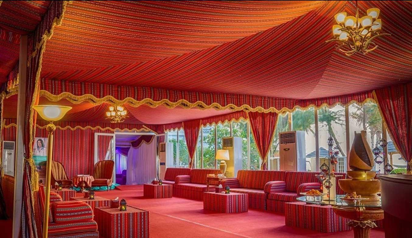 ramadan tent suppliers in sharjah